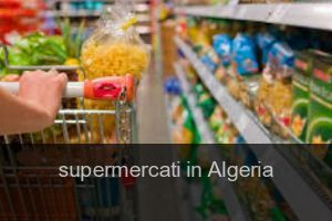 Supermercati in Algeria