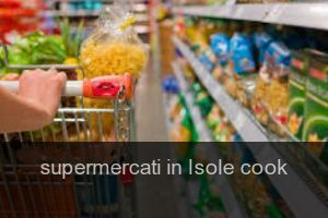 Supermercati in Isole cook