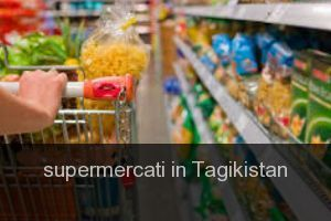 Supermercati in Tagikistan